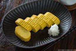 Tamagoyaki (Japanese Rolled Omelette) & Dashimaki Tamago | Easy Japanese Recipes at JustOneCookbook.com