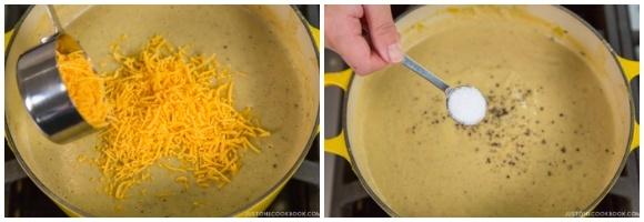 Creamy Roasted Cauliflower Soup 15