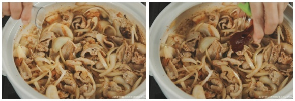 Kimchi Nabe 12