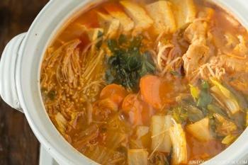 Kimchi Nabe 18