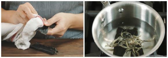 Kimchi Nabe 2