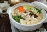 Soy Milk Hot Pot (Tonyu Nabe 豆乳鍋) | Easy Japanese Recipes at JustOneCookbook.com