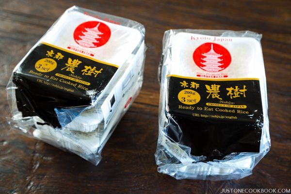 Delicious Nohju Japanese Rice From Kyoto  *** GIVEAWAY (Closed) ***