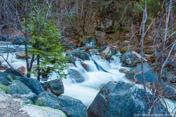 Mirror Lake Yosemite | Justonecookbook.com