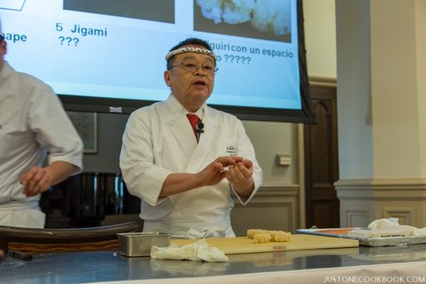 Sushi Skills Seminar SF | JustOneCookbook.com