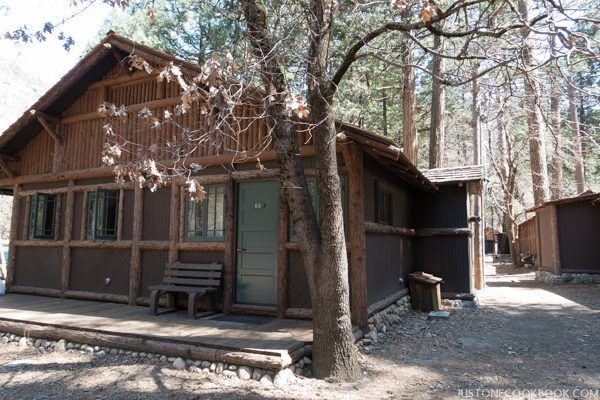 Yosemite Cabin with Bath