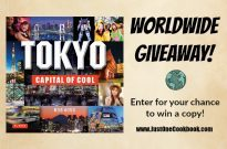 Tokyo – Capital of Cool Giveaway (Worldwide) (Closed)
