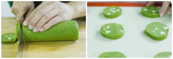Green Tea Cookies 11