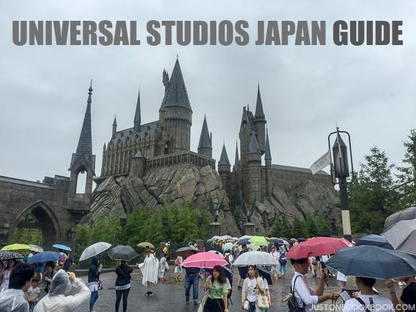 Universal Studios Japan Guide • Just One Cookbook