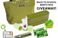 Back to School Bento Box Giveaway (Closed)