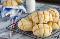Melon Pan (メロンパン) | Easy Japanese Recipes at JustOneCookbook.com