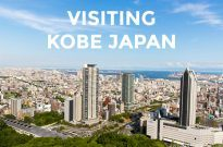 Visiting Kobe Japan 神戸