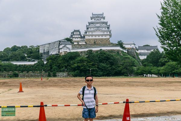 Himeji Castle | Just One Cookbook