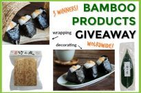 Bamboo Products Giveaway (Worldwide) (Closed)