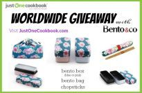 Sakura Bento Box Set Giveaway (Worldwide) (Closed)
