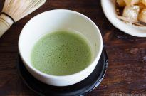 How To Make Matcha (Japanese Green Tea)  抹茶の点て方