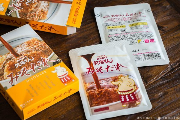 Yabaton Miso Katsu Sauce | Easy Japanese Recipes at JustOneCookbook.com