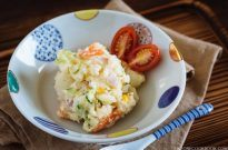 Pressure Cooker Japanese Potato Salad | Easy Japanese Recipes at JustOneCookbook.com
