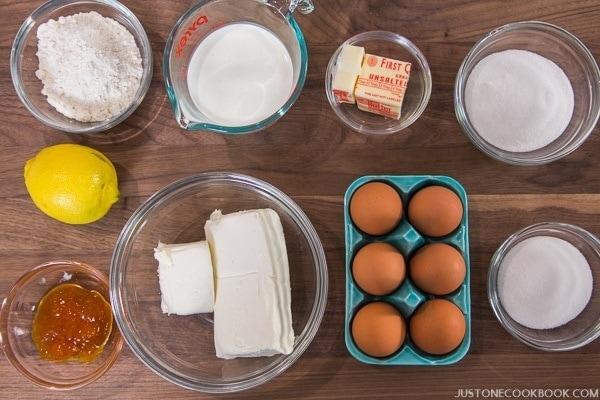 10 Tips for Baking Japanese Cheesecake (#1)   Easy Japanese Recipes at JustOneCookbook.com