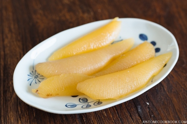 Kazunoko (Herring Roe) 数の子 | Easy Japanese Recipes at JustOneCookbook.com