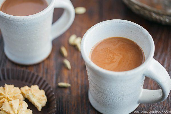 Masala Chai | Easy Japanese Recipes at Just One Cookbook.com