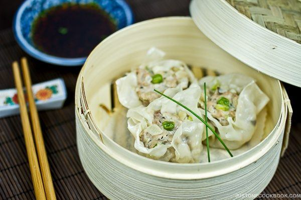 Shumai (シュウマイ) | Easy Japanese Recipes at JustOneCookboook.com