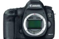 Canon EOS 5D Mark III Full Flame Digital SLR Camera