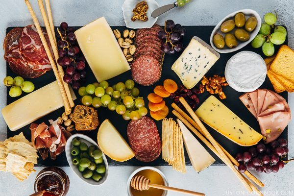 How To Make a Cheese Board Step 6 | JustOneCookbook.com