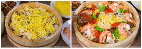 Chirashi Sushi 24