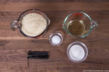 Chirashi Sushi Ingredients 4