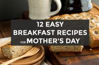 Mother's Day Breakfast Recipes & Gift Ideas