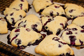 Blueberry-Creme-Fraiche-Scones-9