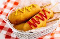 Homemade Corn Dogs アメリカンドッグ | Easy Japanese Recipes at JustOneCookbook.com