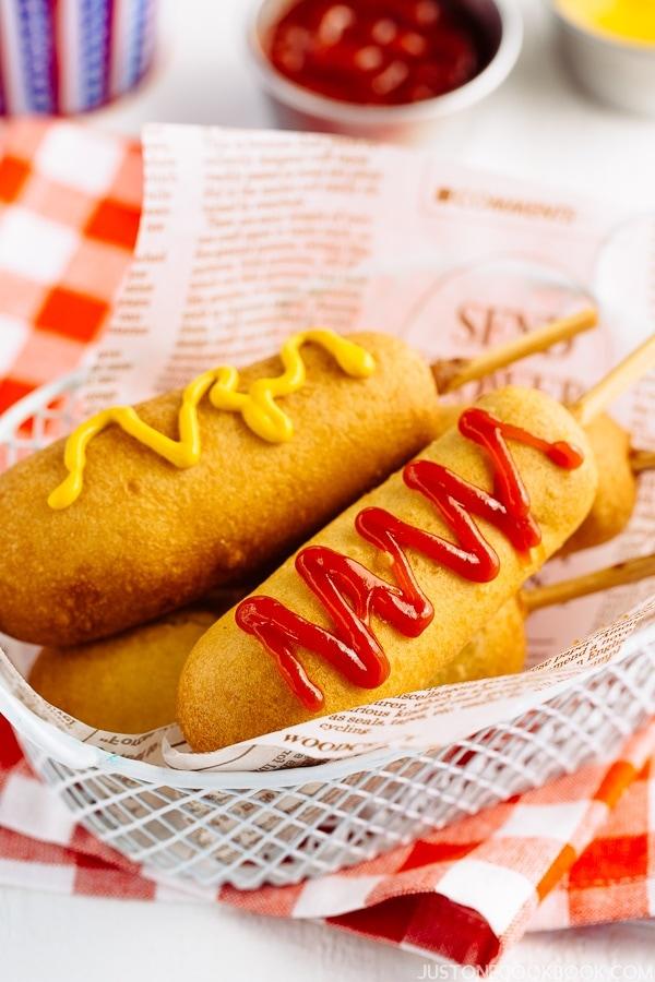 Corn Dogs ???????? ? ?Midnight Diner: Tokyo Stories?