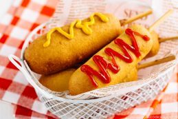 Homemade Corn Dogs アメリカンドッグ | Easy Japanese Recipes at JustOneCookbook.com