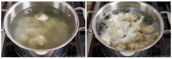 Shrimp and Pork Wonton Soup 12