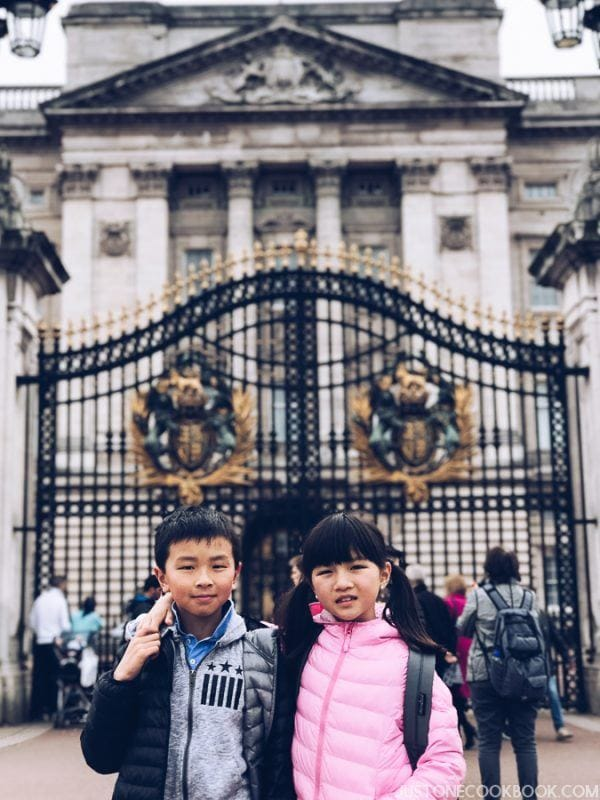London Travel Guide - Day 1 in London | Easy Japanese Recipes at JustOneCookbook.com