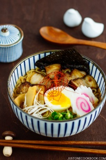 Spicy Shoyu Ramen スパイシー醤油ラーメン | Easy Japanese Recipes at JustOneCookbook.com