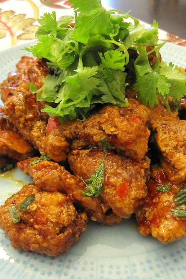 Chicken Karaage with Sweet Chili Sauce   JustOneCookbook.com