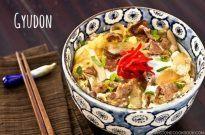 Gyudon (Japanese Beef Bowl) 牛丼