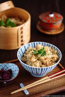 Sweet Onion Takikomi Gohan II-w218