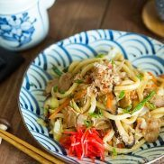 Yaki Udon   Easy Japanese Recipes at JustOneCookbook.com