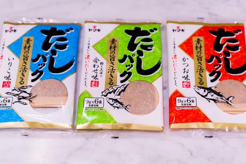 Yamaki Dashi Packet