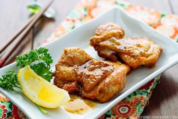 Butter Shoyu Chicken バター醤油チキン| Easy Japanese Recipes at JustOneCookbook.com