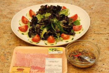 Pork Shabu Salad 1