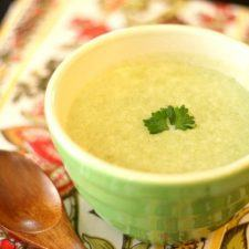Potato & Leek Soup | JustOneCookbook.com