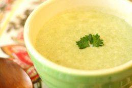 Potato & Leek Soup | JustOneCookbook.com