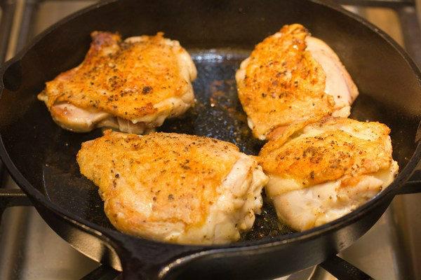 Chicken Cacciatore 7