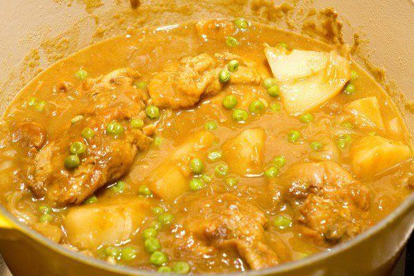 Chicken Curry 8