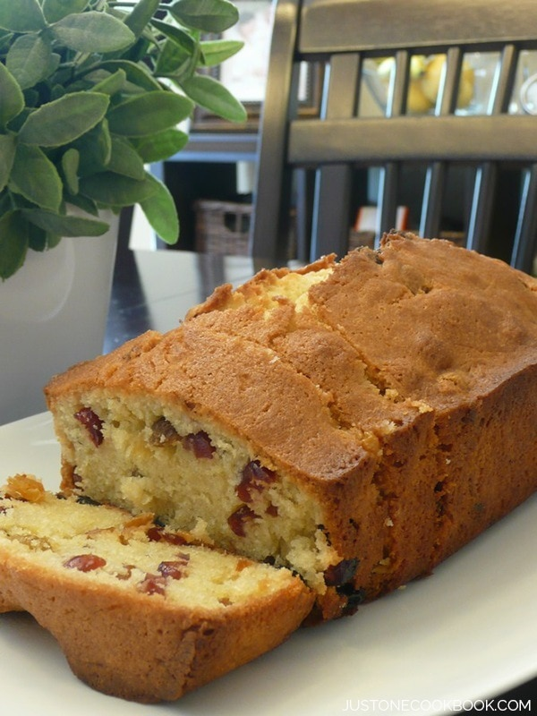 easy fruitcake recipe just one cookbook